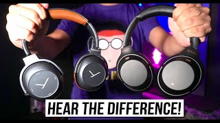 Sony 1000XM3 vs Lagoon ANC Test: Which Has Better Noise Cancelling? | Beyerdynamic