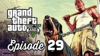 Grand Theft Auto 5 Walkthrough Part 29 - Hood Safari ( GTAV Gameplay Commentary )