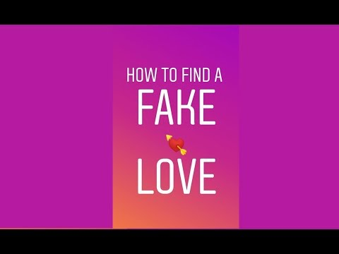 How To Find A FAKE LOVE? | TAMIL | Praddy | SIRAGUGAL