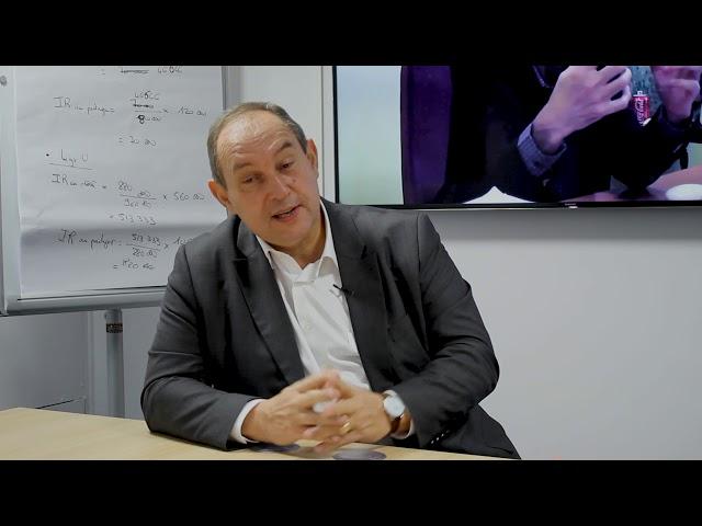 Interview de Dominique Mercier, Président Bow Médical