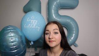 Co dostałam z okazji 15 urodzin?