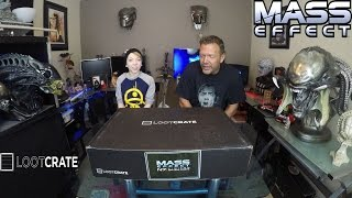 Mass Effect Limited Edition Loot Crate | Guru Reviews