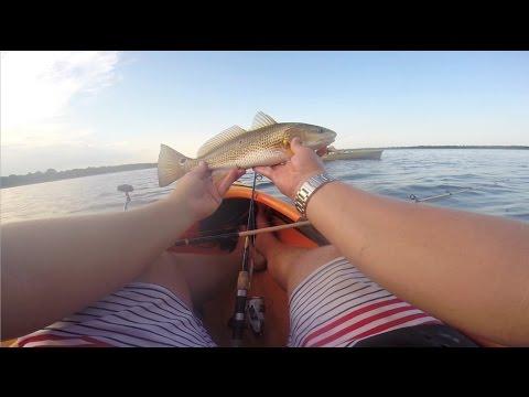 Guana Kayak Fishing | Gopro Chest Cam