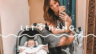 LETS HANG! | COME SHOPPING & EAT WITH ME!