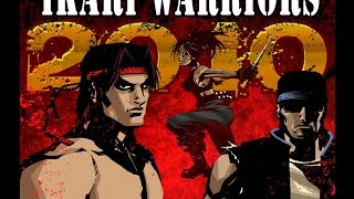 Ikari Warriors 2010 OPENBOR Playthrough