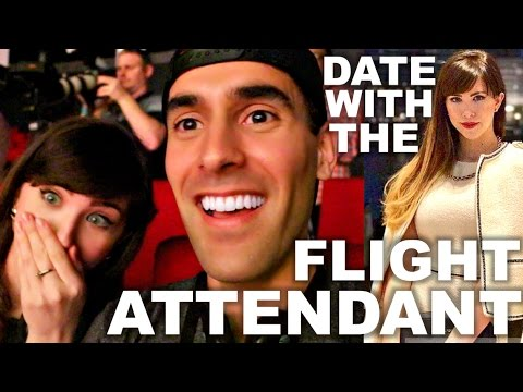 My Date With The Dubai Flight Attendant!!!