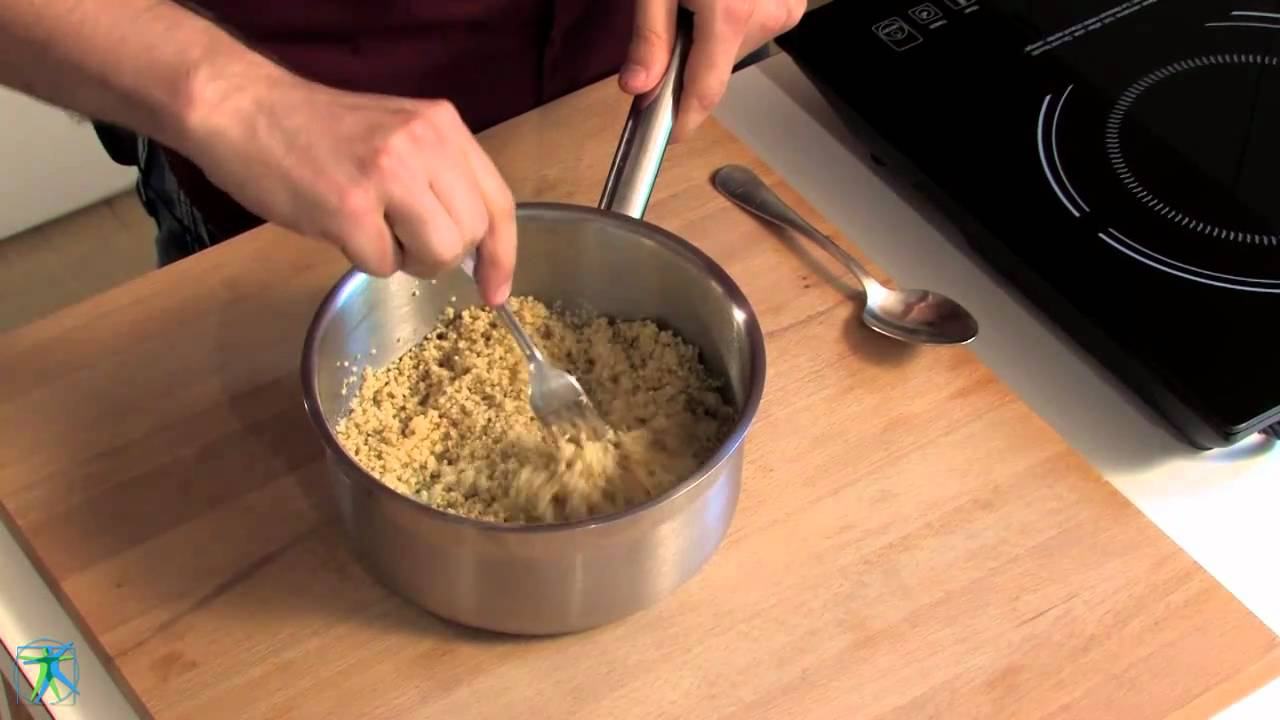 Faire Cuire Du Quinoa Youtube