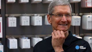 Apple CEO Tim Cook: