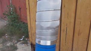 Как сделать фильтр для скважины своими руками + станок(В этом видео рассказывается как сделать фильтр для скважины своими руками и как сделать станок для произво..., 2016-08-03T09:38:52.000Z)