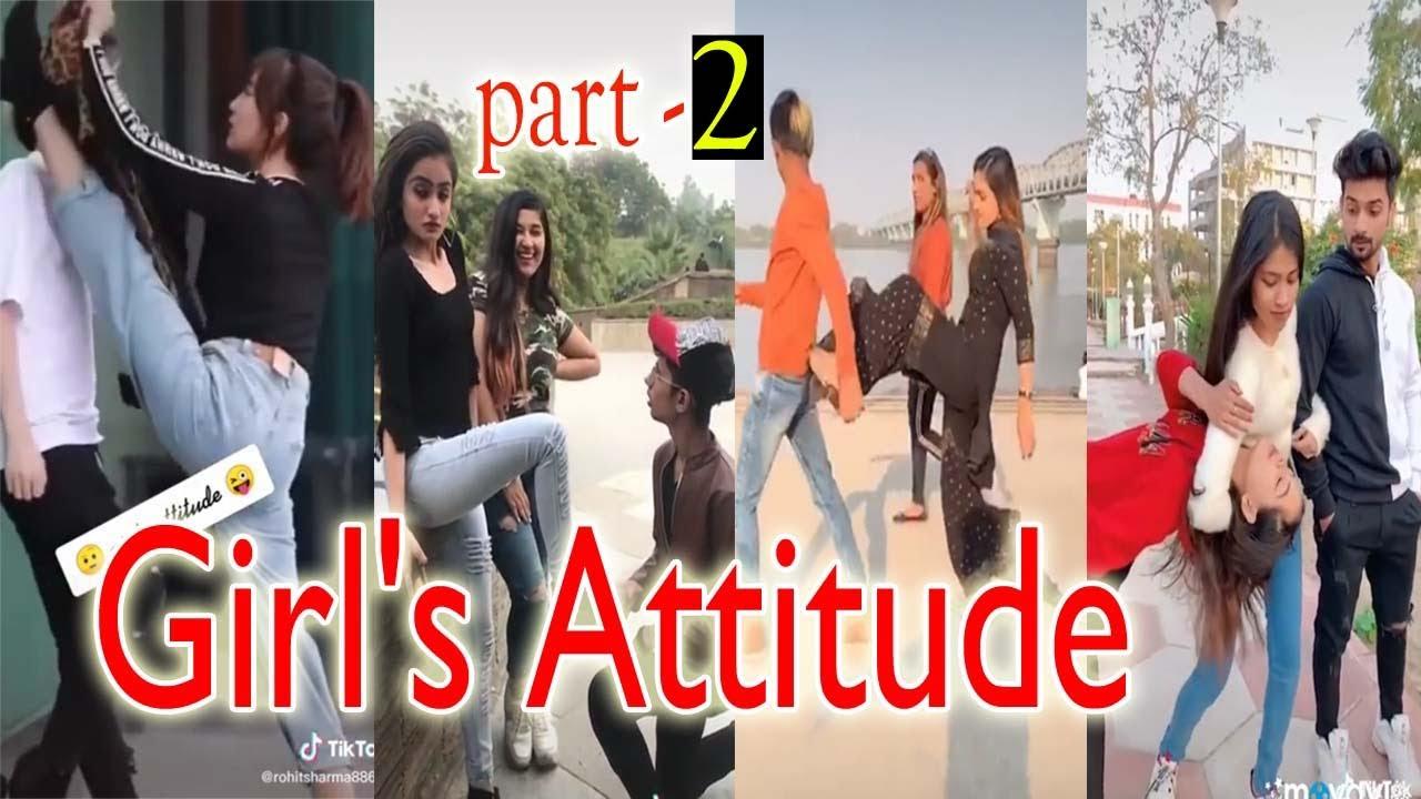 Download GIRL 🙆 POWER 🔥🔥 TIKTOK VIDEO   Girl Attitude   Women's Power tik tok   Part 2