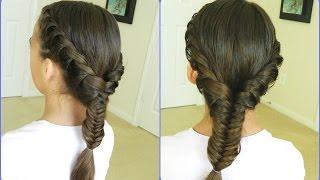 Twist & Fishtail Combo / Back to School hairstyles / Bonita Hair Do