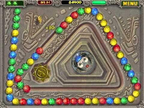 Zuma Deluxe Online Spielen