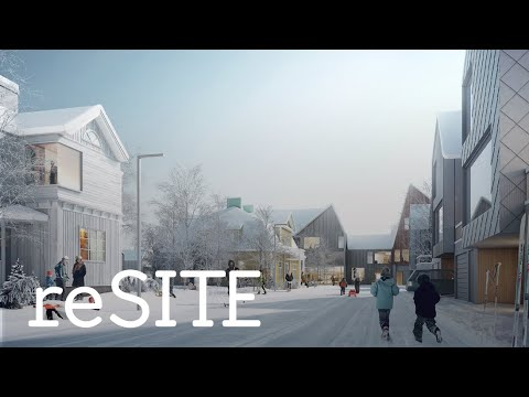 How We Moved a City. Kiruna Story by Krister Lindstedt, reSITE 2016