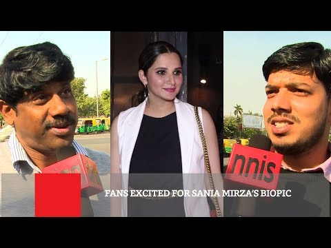 Fans Excited For Sania Mirza's Biopic | Sports News