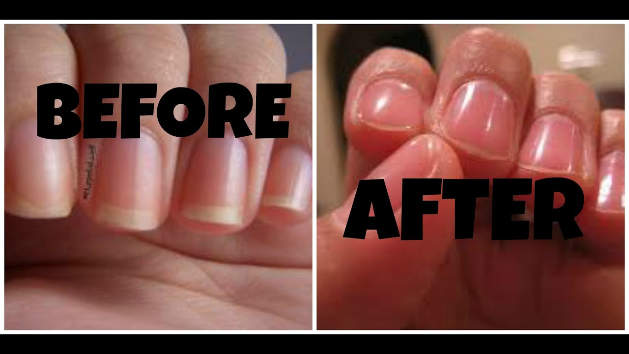 HOW TO: BUFF YOUR NAILS - YouTube