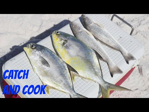 Catch And Cook Oven Baked Pompano