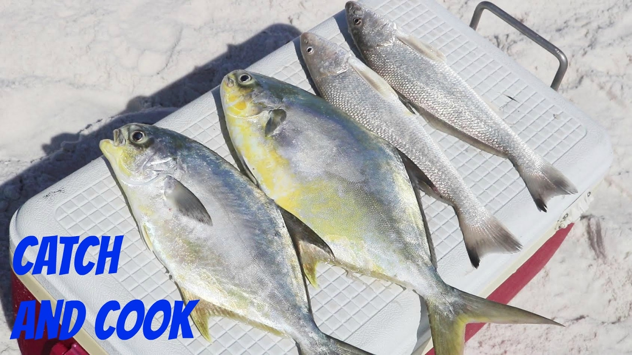 how to cook pompano in the oven