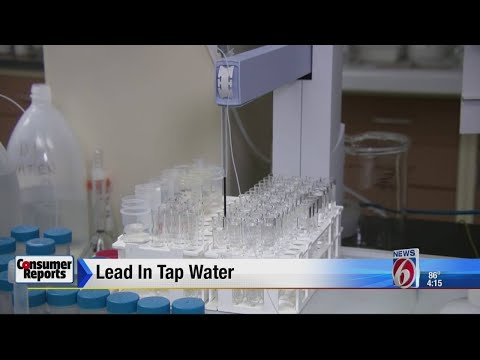 Lead In Tap Water