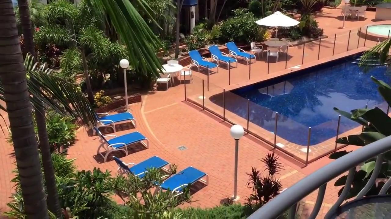 St Tropez Resort Apartment Surfers Paradise Gold Coast ...
