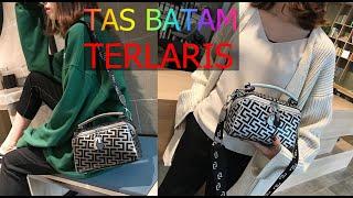 Doctor Bag Import QQ2042  Tas Wanita Tenteng Selempang Modis Laris Tas Dokter Kekinian
