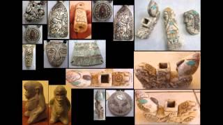 Загадочные артефакты Мезоамерики.