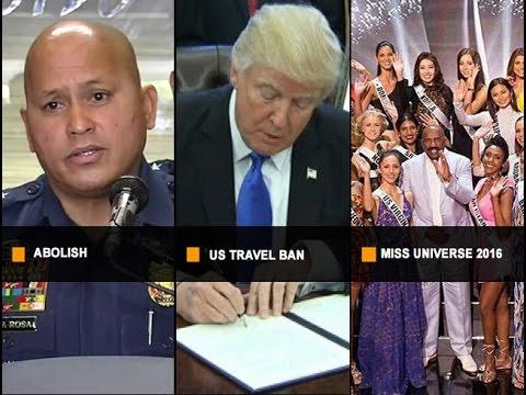 UNTV: Hataw Balita (January 30, 2017)