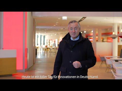 5G-Standalone | Hannes Ametsreiter zum Start von 5G-Standalone