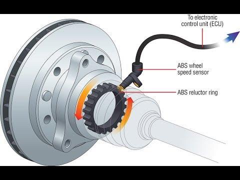 Как проверить датчик ABS Land Cruiser 200 ?