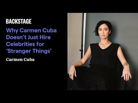 Why Carmen Cuba