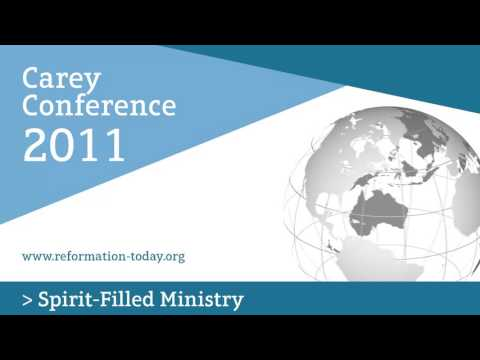 Carey Conference 2011 - Keith Walker - Challenge of World Mission