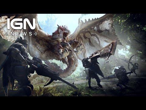 Monster Hunter World PC Release Planned for Fall 2018 - IGN News