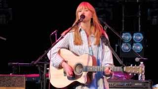 Lucy Rose - Bikes (Live at Rumsey Park - Central Park NYC)
