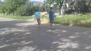 Как бегают шлюхи