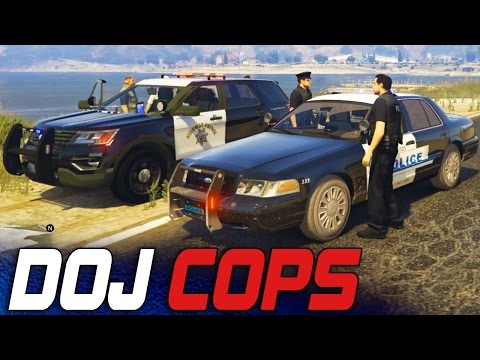 Dept. of Justice Cops #11 - Security Risk! (Criminal)