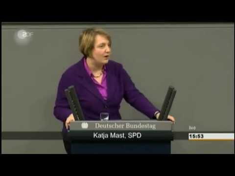 Die Irre Genossin von der SPD - Katja Mast - Heute-Show