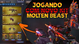 """[CF] KIT VIP """" MOLTEN BEAST """" REVIEW COMPLETO!"""