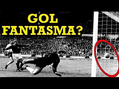 Historia del gol fantasma en INGLATERRA 1966