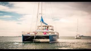 Pattaya Yacht Charters - Sailing Catamaran - Nirvana