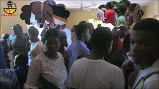 What Is Happening In INEC Office Anambra State