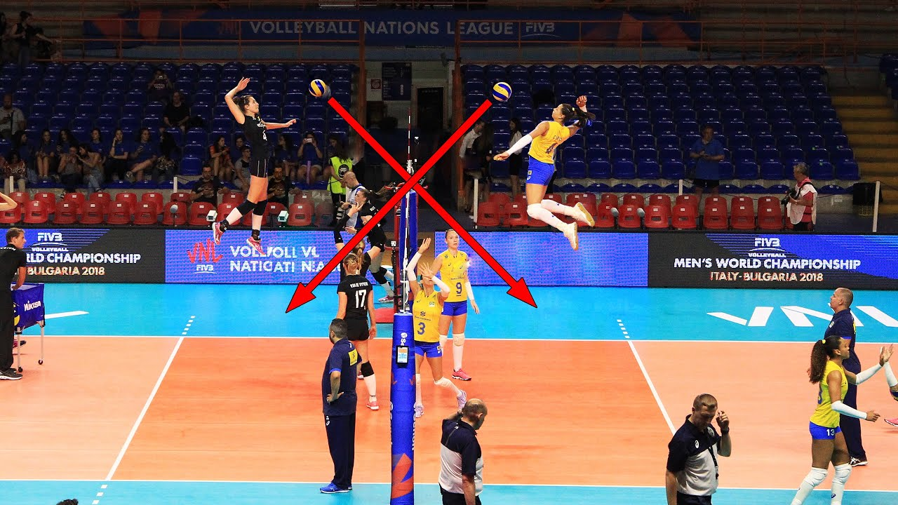 LIKE A BOSS Compilation | Women's Edition | Volleyball (HD)