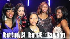 MPerfect Ent. - Beauty Supply USA/Beauty R US/#1 Beauty TV Ad