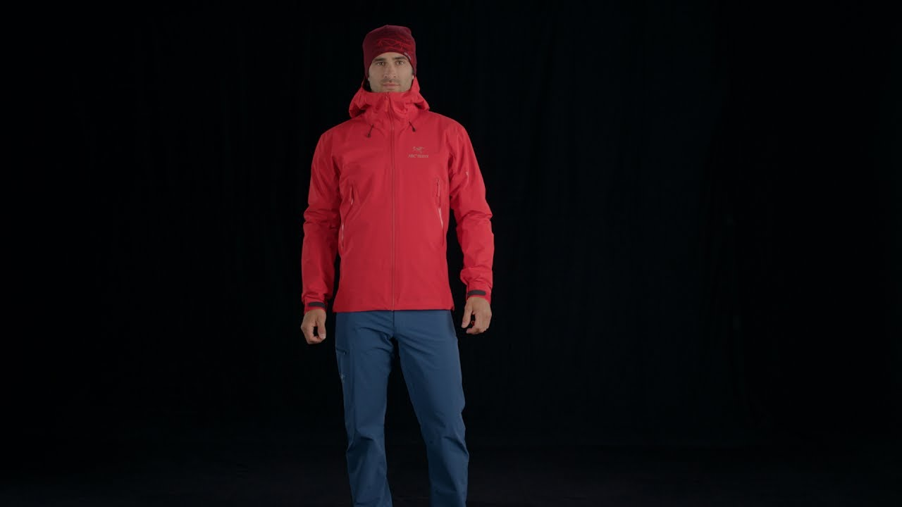 90e35478693 Arc'teryx - Men's Beta LT Jacket - Matador - YouTube