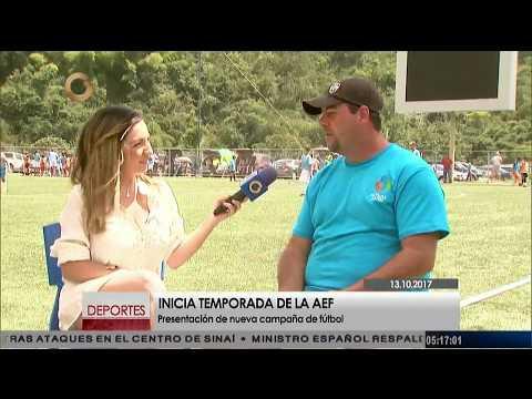 Academia Euroamericana de Fútbol culmina tryouts en Caracas (PARTE 2/3)