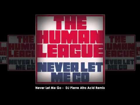 Never Let Me Go (DJ Pierre Afro Acid Remix)