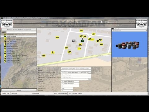 2 - FSX@War   Quick Guide - How to create your own Theater