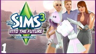 Let's Play: The Sims 3 Into The Future- (Part 1) - Create A Sim