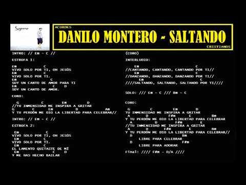 Danilo Montero - Saltando