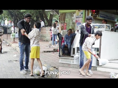 Child Labour Experiment - Children's Day Special | Funk You