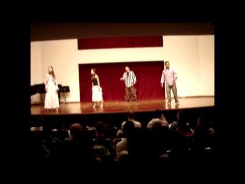 Lesser Sung Broadway Concert 2007-07-29 highlights