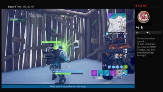 Lets play fortnite ice zombie  event